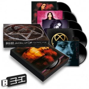 HIM – Lashes To Ashes, Lust To Dust: A Vinyl Retrospective '96-'03