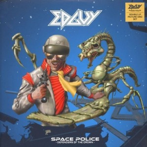 Edguy – Space Police – Defenders Of The Crown