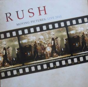 Rush – Moving Pictures: Live 2011