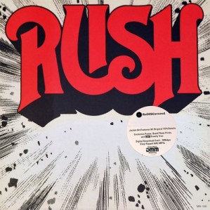 RUSH – S/T 200 Gr LP Vinyl BOX SET